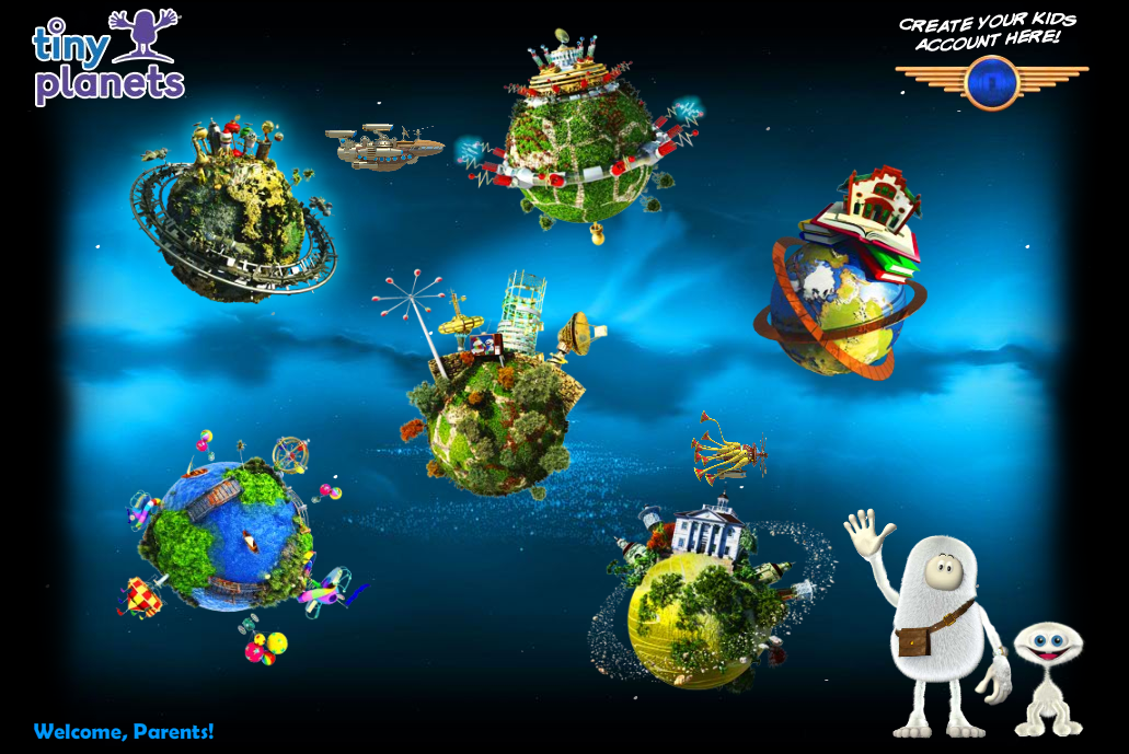 A Walk Down Memory Lane – Tiny Planets Review | Mama ...